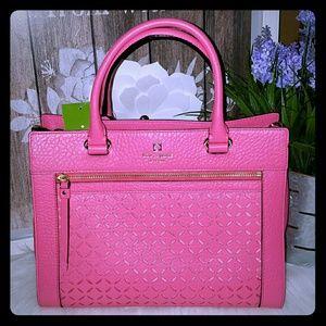 Kate spade Rony Cabinet pink satchel bag
